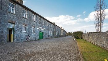 Councillors to meet and dine in Laois famine workhouse