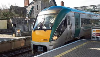 Train users complained about dumping at Portarlington site