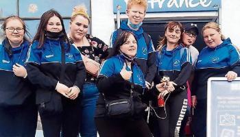 Portlaoise No Name Club can reach out beyond Covid-19 blocks