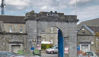Portlaoise Garda Station