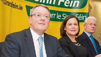 Future of Mary Lou McDonald is a matter for the Sinn Féin's membership