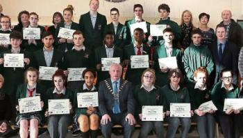 Council College partnership is good work