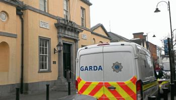 Man and woman in Portlaoise court after Laois garda raid