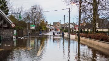 River clearances starting in Mountmellick to prevent floods