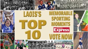 VOTE NOW - Have your say on Laois' Greatest Sporting Moment!
