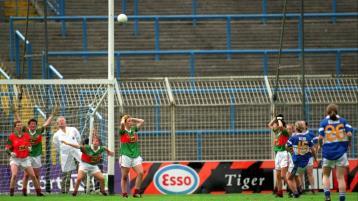 MOMENT 6 - Ice-cool Kirwan kicks Laois to All-Ireland title in 2001