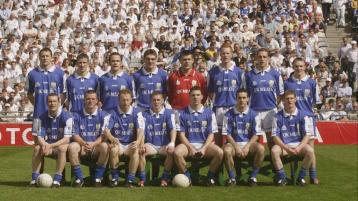 MOMENT 8 - Laois end 57 year wait to claim Leinster SFC title in 2003