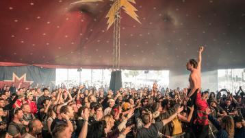 'We truly wish that Electric Picnic will be the light at the end of the tunnel and we can welcome you all to Stradbally'