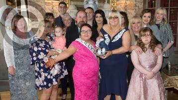 Great Spring night for the Laois Rose entrants and their supporters - in pictures