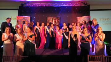GALLERY: A selection of the Laois Rose entrants on stage
