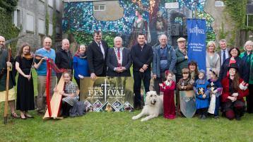 PICTURES: Bumper line-up revealed for Old Fort Quarter Festival in Portlaoise