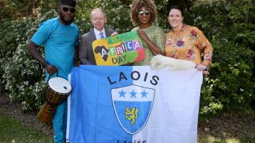 Showcasing Africa to Laois on Laois Africa Day