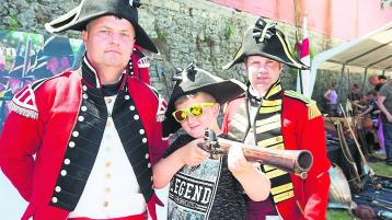 Hearty line up of history and heritage at the Old Fort Quarter Festival in Portlaoise