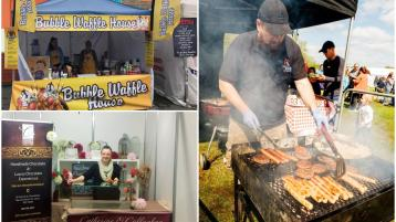 Here's what's in store at the Old Fort Quarter Festival artisan food market