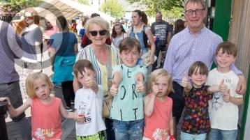 Portlaoise the place to be for the Old Fort Festival - in pictures