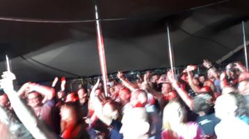 WATCH: Smashing night at packed Portlaoise Old Fort Fest