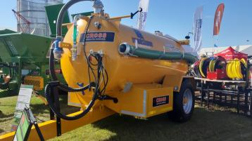 GALLERY| Wow! Machinery as far as the eye can see at Ploughing 2019 in Carlow