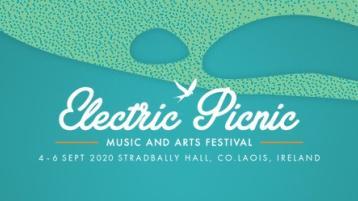 Electric Picnic announcement for 2021 festival