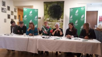 Laois Offaly Minister Green Party goes on the attack over bog 'nostalgia'