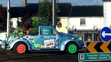 WATCH: Portlaoise is offering Electric Picnic vibes this weekend