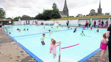 Laois outdoor swimming pool in difficulties over 'no show' bookings