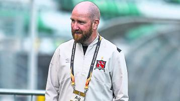 Dundalk FC confirm departure of Rathdowney man from coaching ticket