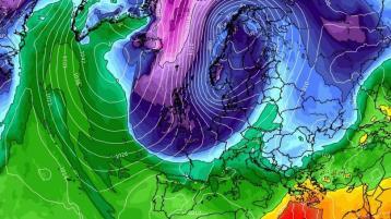 WEATHER FORECAST: Polar Air  forecast to hit Ireland next week