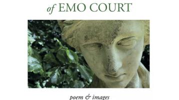 WINNERS ANNOUCED: Pat Boran Statues of Emo Court poetry book