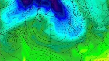 'Hail, sleet and SNOW' - Met Éireann puts Ireland on alert #SNEACTHA after summery Saturday