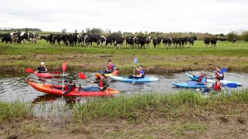 Callout for Kilkenny applications for €14 Million fund to support outdoor adventure activities
