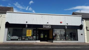 Laois town petitions to stop Shaws department store closing down