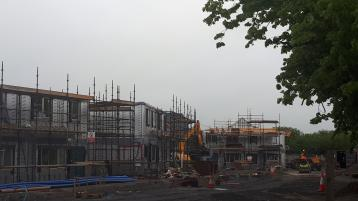 Half of the hundred new detached homes planned for Laois village will have five bedrooms