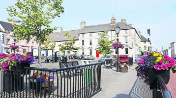 Upgrade of Laois town's Georgian market square to begin soon