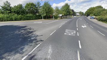Crash risk raised at busy Killenard hotel turn off in Portarlington