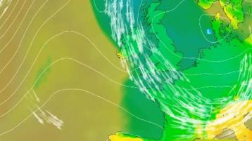 Dramatic weather change on the way say the forecasters
