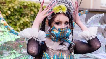 Laois school reveals regional winners in Junk Kouture competition
