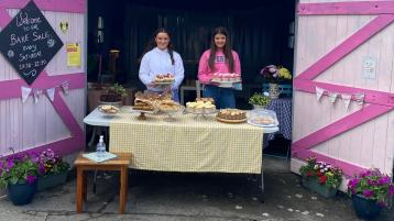 Laois students turn TY project into a tasty business