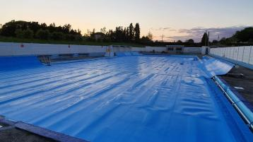 Looking forward to summer outdoors in Laois New era dawns at Ballinakill Swimming Pool