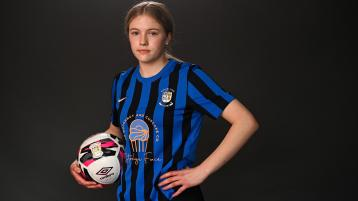 Laois teenager selected on Irish U19 soccer squad for upcoming friendlies