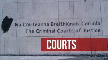 Man to be sentenced for assisting accomplice who drove with a garda hanging off her car