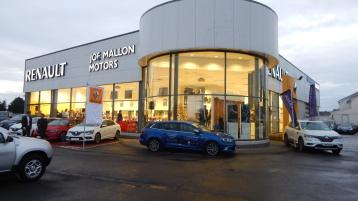 JOB OPPORTUNITIES: Joe Mallon Motors Portlaoise are recruiting