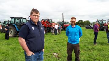'If you can't make a living, where's the future?' - young Laois farmer