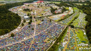 Something 'fishy' in new stage revealed for Electric Picnic in Stradbally