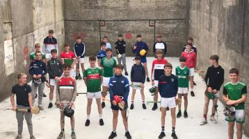 First Tournament held in Rathdowney's new Ball Alley.