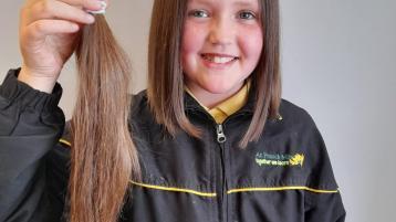 Portlaoise schoolgirl raising thousands in memory of her dad