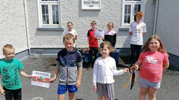Laois schoolkids win awards for farm safety and athletic fitness