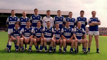 REMEMBERING THE GAME 2000: Do you remember the last time Laois played a straight knockout championship game?