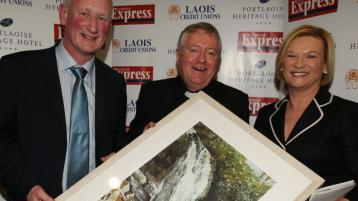MEMORY LANE in pictures feature RTÉ presenter with strong Laois roots