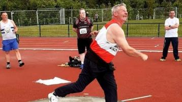 Laois Athletes enjoy success at Leinster Track and Field Championships
