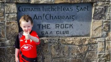 Laois community group to hold shave or dye for sick little boy